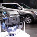 Хендай представит общедоступный водородный автомобиль в 2018г