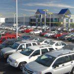 ВУкраинском государстве увеличился рынок подержанных легковых авто