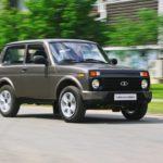 Лада 4×4 возглавила рейтинг продаж моделей локального производства вКазахстане