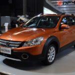 Dongfeng планирует реализовать в РФ 1500 авто в этом 2016-ом году