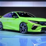 Обновленный тип хэтча Хонда Civic представят напоказе машин вПариже