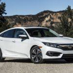 Хонда Civic стала бестселлером всегменте компактных авто вСША