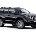Тойота представляет в РФ новейшую сборку Land Cruiser Prado
