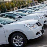 Рынок новых легковых машин вПетербурге продолжает расти