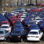 В Российской Федерации выпуск легковых автомобилей вырос на42 процента