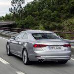 Названы рублёвые цены купе Ауди A5 Coupe обновленного поколения