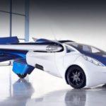 1-ый летающий автомобиль появится всвободной продаже в 2017г.