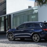 4 новых автомобиля представил для РФ автомобильный производитель изЯпонии Инфинити