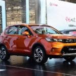 Кроссовер Dongfeng AX5 выйдет в реализацию осенью