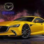 К 2020-ому Мазда выпустит на рынок автомобилей RX-9
