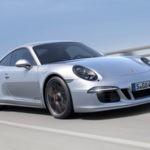 Порше начали тестировать новый GTS 911
