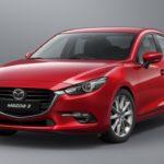 Mazda3 получила новейшую базовую версию в Российской Федерации