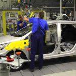 Производство легковых авто вПетербурге за9 месяцев снизилось на9%
