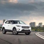 Кроссовер Хендай Creta возглавил рейтинг московского рынка SUV