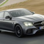 Benz E63 AMG получил дрифт-режим