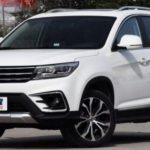 Dongfeng показал собственный новый полноприводный внедорожник Fengxing Jingyi X5