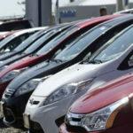 Производство авто вгосударстве Украина упало еще натреть