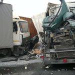 В РФ резко выросло число ДТП повине водителей фургонов итакси