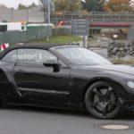 Папарацци опубликовали фото сиспытаний мотора Бентли континенталь GT2018