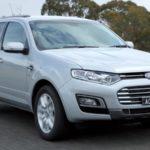Форд завершил производство авто вАвстралии