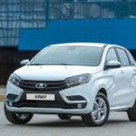 «АвтоВАЗ» назвал цену на Лада Xray сновыми опциями