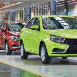 «АвтоВАЗ» планирует воплотить 270 000 авто Лада за2016 год