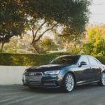 Ауди выпустила новый седан с6-ступенчатой «механикой»