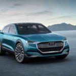 К 2020г. компания Ауди выпустит три электромобиля