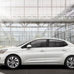 Компания Ситроэн обновила компактный седан C-Elysee
