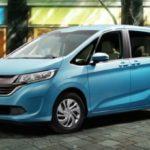 Обновленный тип Хонда Freed пользуется хорошим спросом вЯпонии