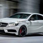 Benz обогнал БМВ и Ауди намировом рынке