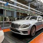 Benz наладит выпуск вПодмосковье 5-ти моделей