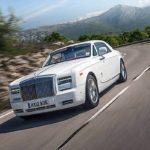Производство Роллс Ройс Phantom будет приостановлено в нынешнем 2016г.