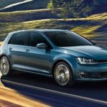 Улучшенный VW Golf представят кконцу осени