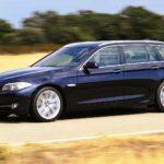 Вweb-сети были размещены новые рендеры универсала БМВ 5-Series Touring