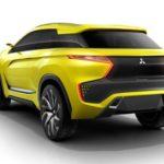 Мицубиси покажет собственный концептуальный автомобиль еХвЛос-Анджелесе