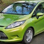 ВРФ немного увеличились цены намодель Форд Fiesta