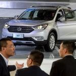 Продажи китайских авто в Российской Федерации вначале осени упали на38%