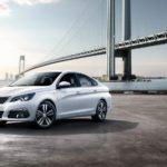 Названа стоимость улучшенного седана Peugeot (Пежо) 308 в КНР