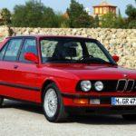 Обзор на седан BMW E28 от «Autotema.org.ua»