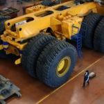 Устройство трансмиссии автомобилей БелАЗ