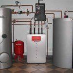 Виды теплоносителей для систем отопления