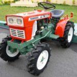 Характеристики японского мини-трактора Yanmar YM1100