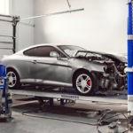 В каких случаях может потребоваться кузовной ремонт и что он представляет собой?