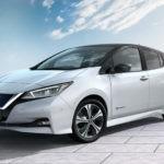 Nissan продемонстрировала Leaf следующего поколения