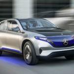 В США начнется производство электрических кроссоверов Mercedes-Benz