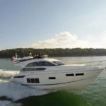 Яхты Fairline: описание и особенности