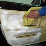 Что необходимо для проведения химчистки салона автомобиля?