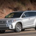 Toyota Highlander: особенности, изменения и двигатели