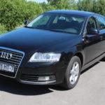 Особенности ремонта автомобиля Audi A6 C6